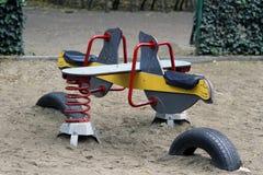 Έδαφος παιχνιδιού Στοκ εικόνα με δικαίωμα ελεύθερης χρήσης