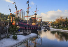 Έδαφος της Disney, Παρίσι Στοκ εικόνα με δικαίωμα ελεύθερης χρήσης