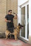 Έλεγχος της ασφάλειας Στοκ Εικόνα
