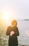 έλεγχος του χρόνου Στοκ φωτογραφία με δικαίωμα ελεύθερης χρήσης