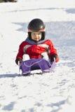 έλκηθρο μωρών Στοκ φωτογραφίες με δικαίωμα ελεύθερης χρήσης
