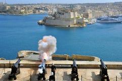 Έλξη αριθμός 1 Valletta Στοκ εικόνες με δικαίωμα ελεύθερης χρήσης
