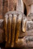 Έλξη στο εθνικό πάρκο Sukhothai, Ταϊλάνδη: Wat Sri Chum Στοκ φωτογραφία με δικαίωμα ελεύθερης χρήσης