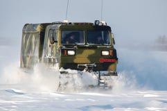 Έλος-μεταφορέας Στοκ Φωτογραφίες