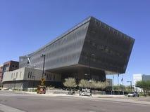 Έδρα γραφείων σερίφηδων κομητειών Maricopa Στοκ Εικόνες