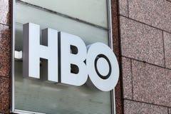 Έδρα εγχώριων box office HBO Στοκ εικόνες με δικαίωμα ελεύθερης χρήσης