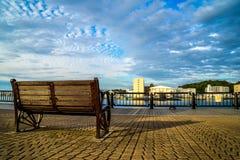 έδρα μόνη Στοκ Φωτογραφία