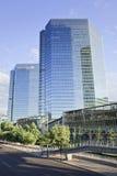 Έδρα της Deutsche Bank, Πεκίνο, Κίνα Στοκ Εικόνες