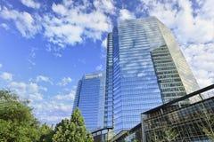 Έδρα της Deutsche Bank, Πεκίνο, Κίνα Στοκ Φωτογραφίες