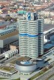 Έδρα MÃ ¼ της BMW nich, Γερμανία Στοκ φωτογραφίες με δικαίωμα ελεύθερης χρήσης