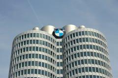Έδρα MÃ ¼ της BMW nich, Γερμανία Στοκ εικόνες με δικαίωμα ελεύθερης χρήσης