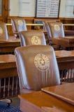 Έδρες του Τέξας Capitol Στοκ εικόνα με δικαίωμα ελεύθερης χρήσης