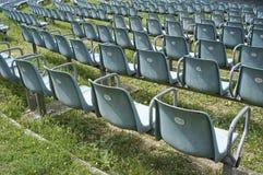 έδρες υπαίθριες Στοκ φωτογραφία με δικαίωμα ελεύθερης χρήσης