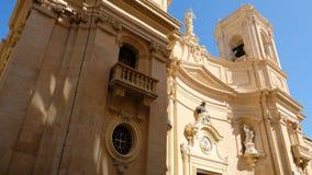 Ήλιος άνω του ST Dominic στοκ φωτογραφίες με δικαίωμα ελεύθερης χρήσης