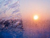 Ήλιος έξω από το παράθυρο Στοκ εικόνες με δικαίωμα ελεύθερης χρήσης