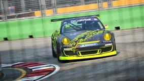 ήλιος αγώνα της Porsche φλυτζα&nu Στοκ εικόνες με δικαίωμα ελεύθερης χρήσης