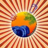 ήλιος εποχής ελεύθερη απεικόνιση δικαιώματος