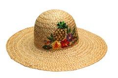 ήλιος καπέλων Στοκ Φωτογραφία