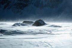 ήλιος παγετού Στοκ Φωτογραφίες