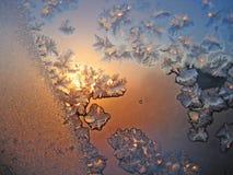 ήλιος παγετού Στοκ εικόνα με δικαίωμα ελεύθερης χρήσης