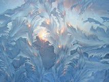 ήλιος παγετού Στοκ φωτογραφία με δικαίωμα ελεύθερης χρήσης