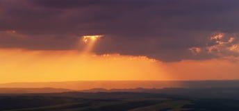 ήλιος σύννεφων Στοκ φωτογραφία με δικαίωμα ελεύθερης χρήσης