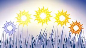 ήλιος φάσης Στοκ φωτογραφίες με δικαίωμα ελεύθερης χρήσης