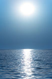 ήλιος φεγγαριών Στοκ Φωτογραφία