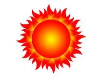 ήλιος Στοκ εικόνες με δικαίωμα ελεύθερης χρήσης