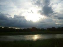 Ήλιος Lite στοκ φωτογραφίες