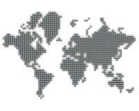 ήπειροι σφαιρών που γίνοντ απεικόνιση αποθεμάτων