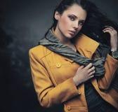 ήρεμες γυναικείες νεο&la Στοκ Εικόνες
