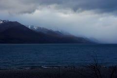 Ήρεμη λίμνη Στοκ Φωτογραφία