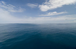 ήρεμη θάλασσα Στοκ Φωτογραφία