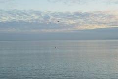 ήρεμη θάλασσα Στοκ Φωτογραφίες