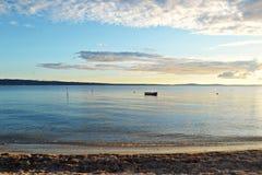 ήρεμη θάλασσα Στοκ φωτογραφίες με δικαίωμα ελεύθερης χρήσης