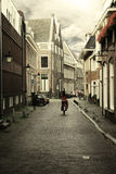 ήρεμη οδός Στοκ φωτογραφία με δικαίωμα ελεύθερης χρήσης