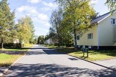 ήρεμη οδός Στοκ Εικόνα
