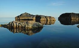 ήρεμη περισυλλογή Στοκ φωτογραφία με δικαίωμα ελεύθερης χρήσης