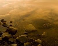 ήρεμος κίτρινος Στοκ φωτογραφίες με δικαίωμα ελεύθερης χρήσης