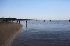 Ήρεμος κόλπος τοπίων θάλασσας στοκ φωτογραφία με δικαίωμα ελεύθερης χρήσης