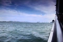 Ήρεμος κόλπος τοπίων θάλασσας στοκ εικόνα με δικαίωμα ελεύθερης χρήσης
