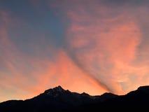 ήρεμος ουρανός Στοκ φωτογραφίες με δικαίωμα ελεύθερης χρήσης