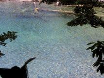 Ήρεμος ποταμός στοκ εικόνες με δικαίωμα ελεύθερης χρήσης
