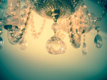 Ήρεμος πολυέλαιος δωματίων στοκ φωτογραφία με δικαίωμα ελεύθερης χρήσης