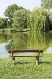Ήρεμο πάρκο Στοκ φωτογραφία με δικαίωμα ελεύθερης χρήσης