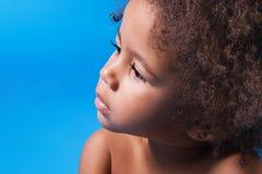 ήρεμο παιδί λίγα Στοκ φωτογραφία με δικαίωμα ελεύθερης χρήσης