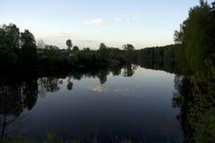 Ήρεμο πρωί Στοκ εικόνα με δικαίωμα ελεύθερης χρήσης
