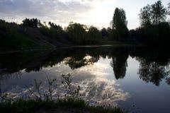 Ήρεμο πρωί Στοκ εικόνες με δικαίωμα ελεύθερης χρήσης