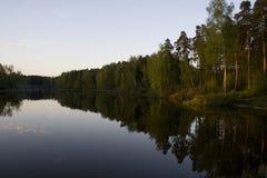 Ήρεμο πρωί Στοκ Φωτογραφίες